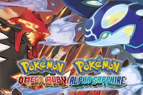 Test 3DS | Pokemon Omega Ruby et Alpha Sapphire
