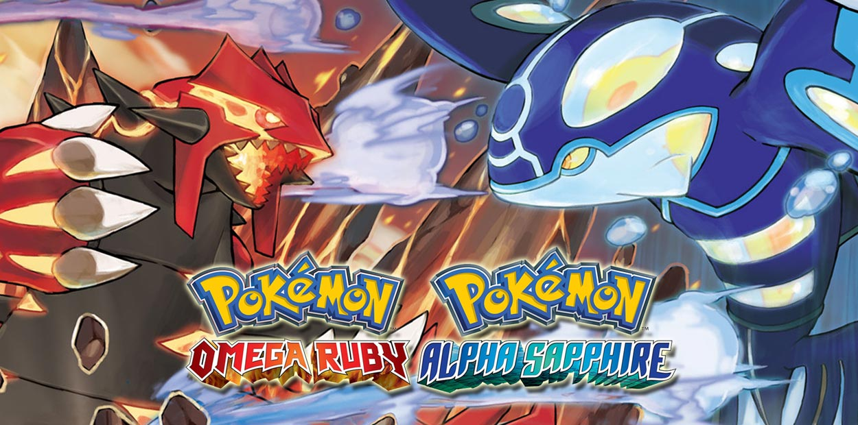 test 3ds pokémon omega ruby alpha saphhire