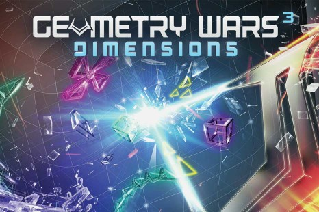 Test PS4 | Geometry Wars 3: Dimension
