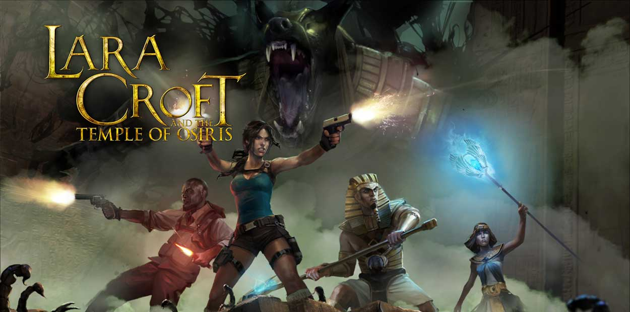 Test PC Lara Croft