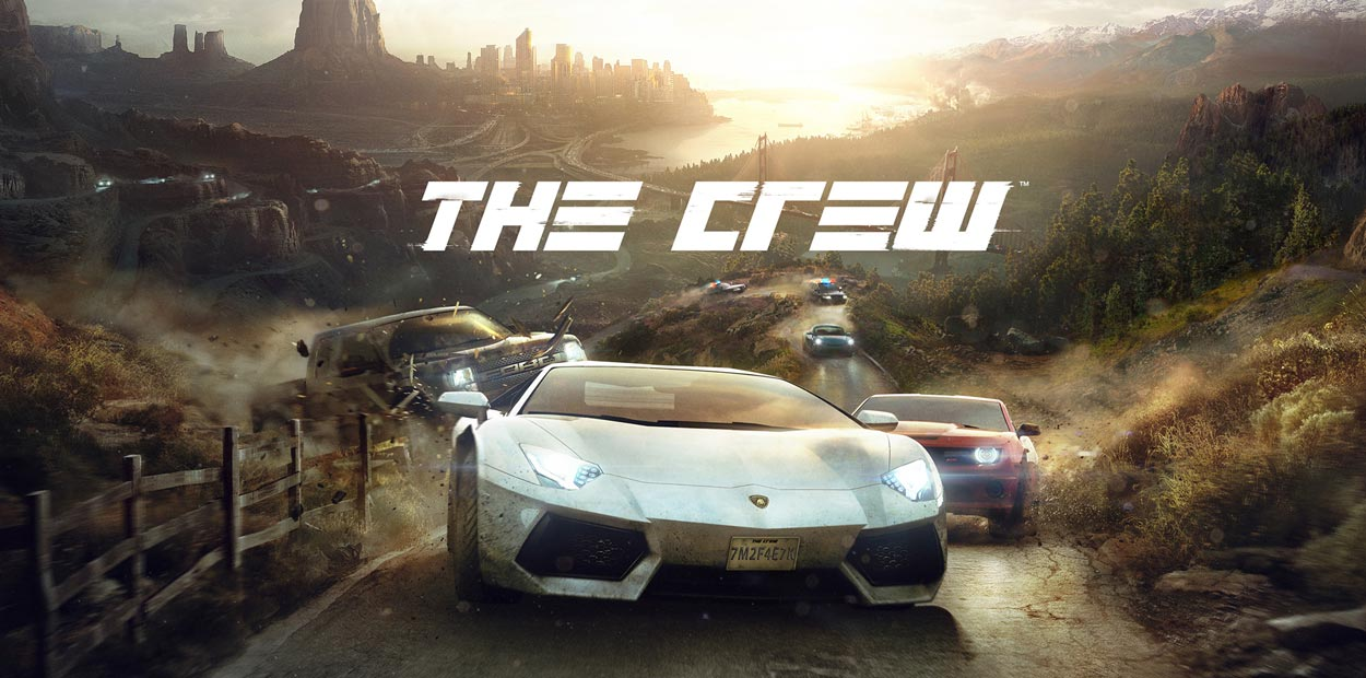 voici notre test du jeu the crew fait sur ps4. Black Bedroom Furniture Sets. Home Design Ideas