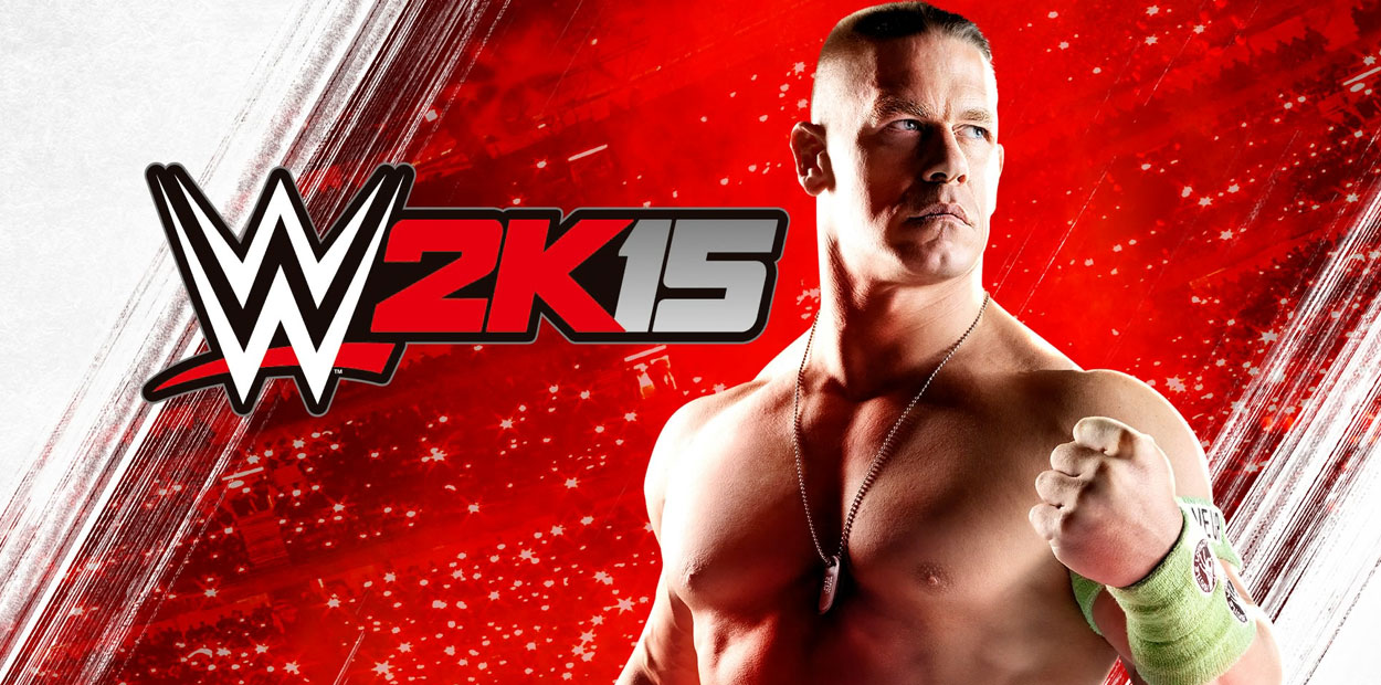 test ps4 wwe 2k15