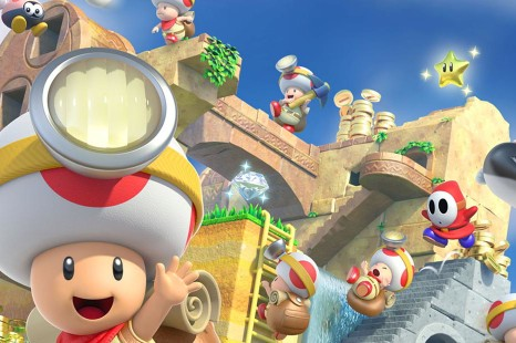 Test Wii U | Captain Toad: Treasure Tracker