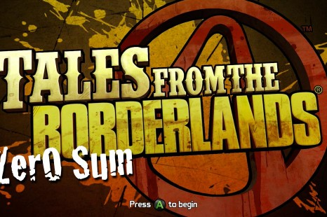 Test Xbox One | Tales from the Borderlands – Episode 1: ZerO Sum