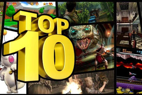 Marc   Top 10 de mes meilleurs jeux à vie!