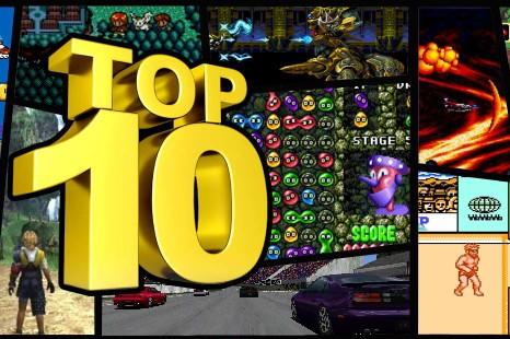 Martin   Top 10 de mes meilleurs jeux à vie!