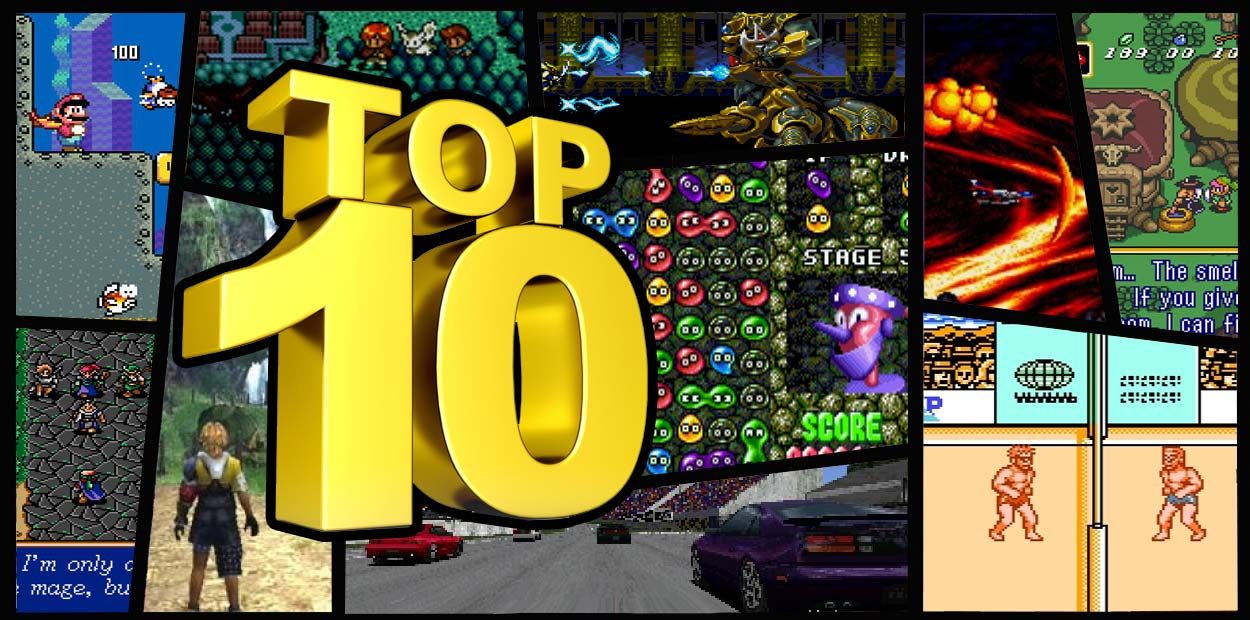 Top 10 - Meilleur jeux à vie Martin