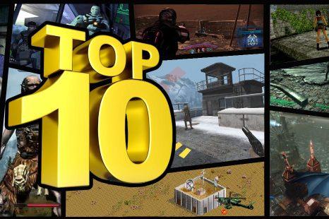 Richard | Top 10 de mes meilleurs jeux à vie!