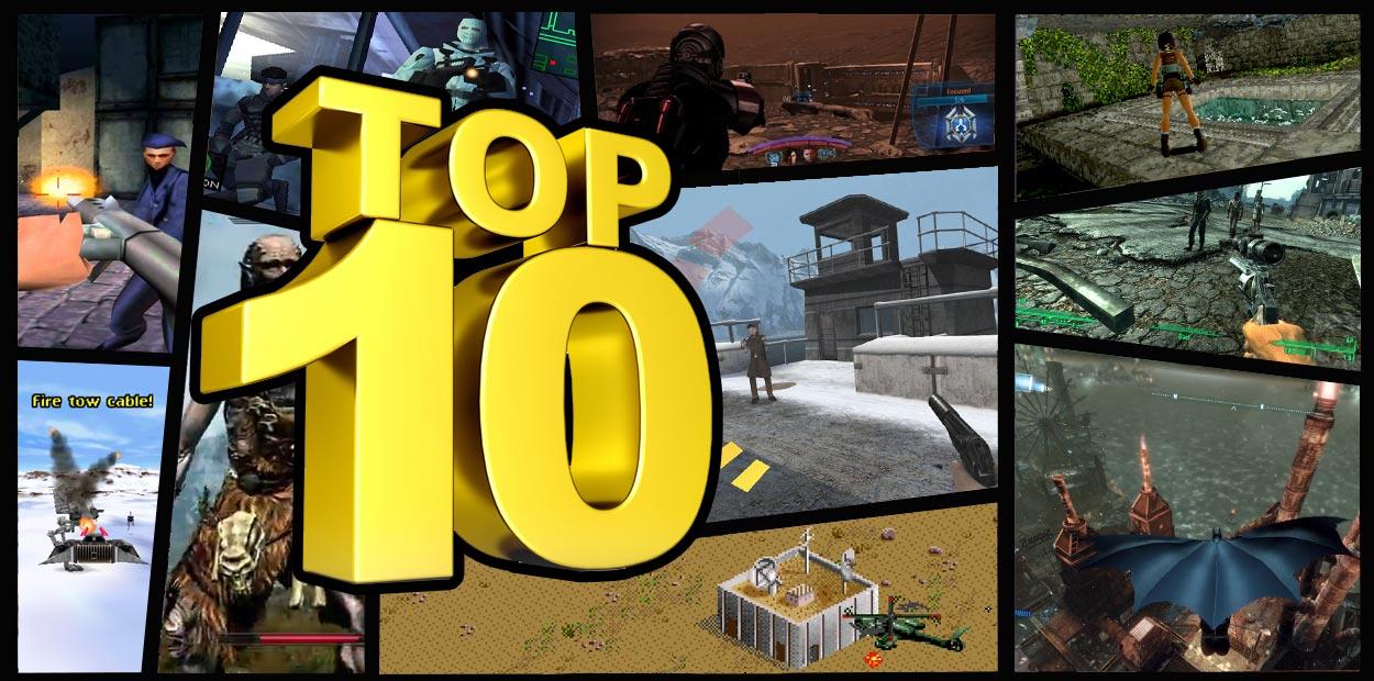 top 10 meilleurs jeux a vie richard