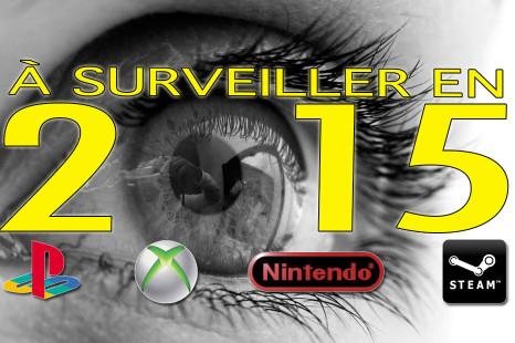 Jeux multiplateformes à surveiller en 2015 (Sony, Nintendo, Microsoft, PC)