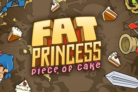 Test PS Vita | Fat Princess: Piece of Cake