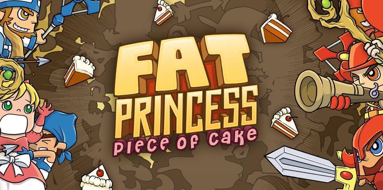 ps vita fat princess piece of cake test