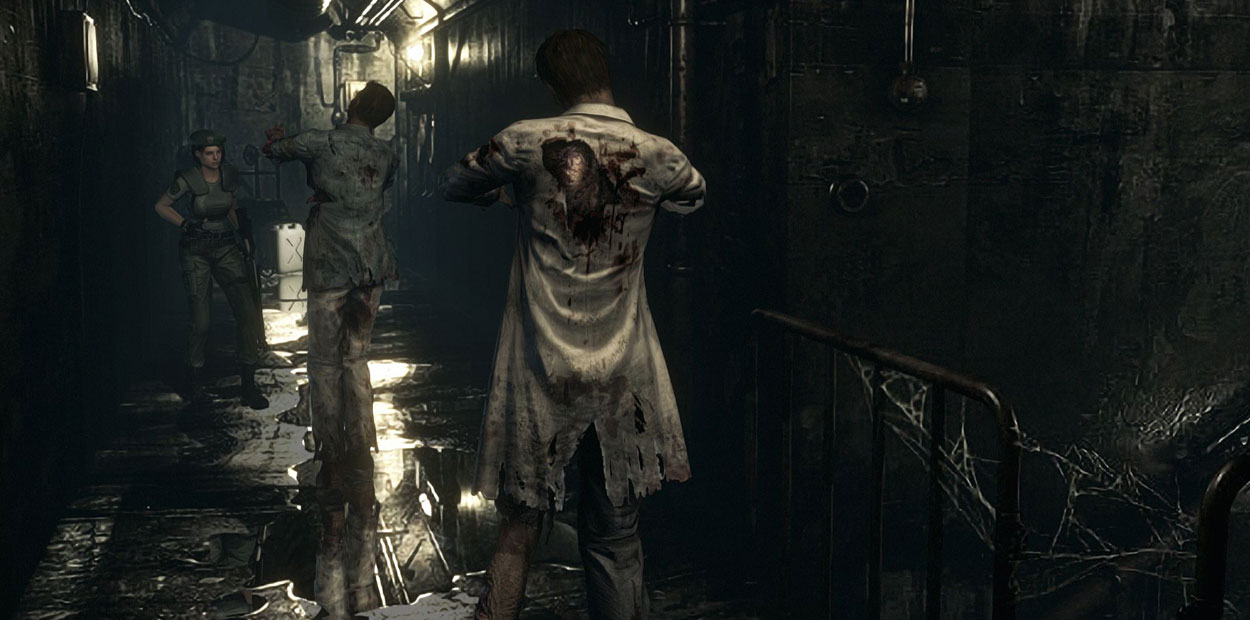 test ps4 resident evil hd remaster