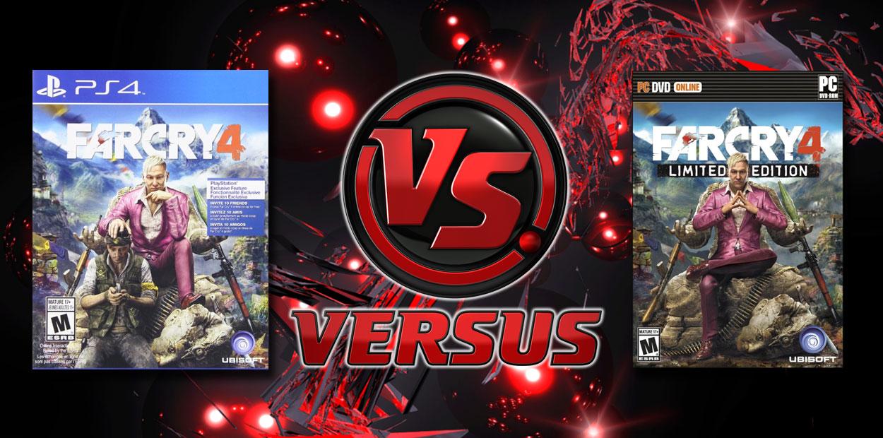 PC vs Console: Les jeux