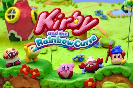 Test Wii U | Kirby and the Rainbow Curse