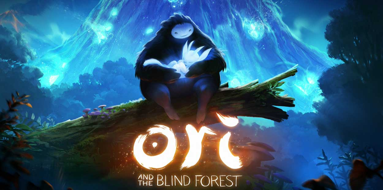 Test Xbox One - Ori and the Blind Forest