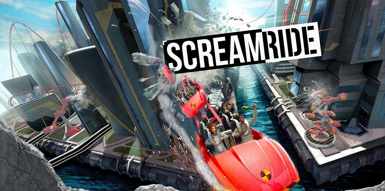 test xbox one screamride