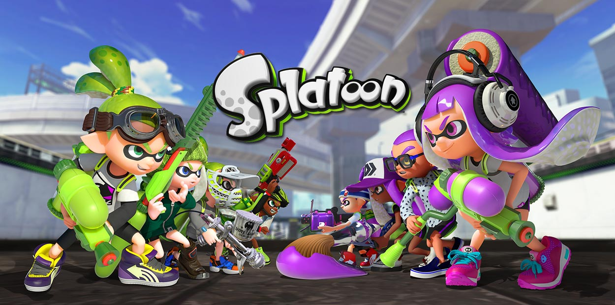 ensemble splatoon wii u