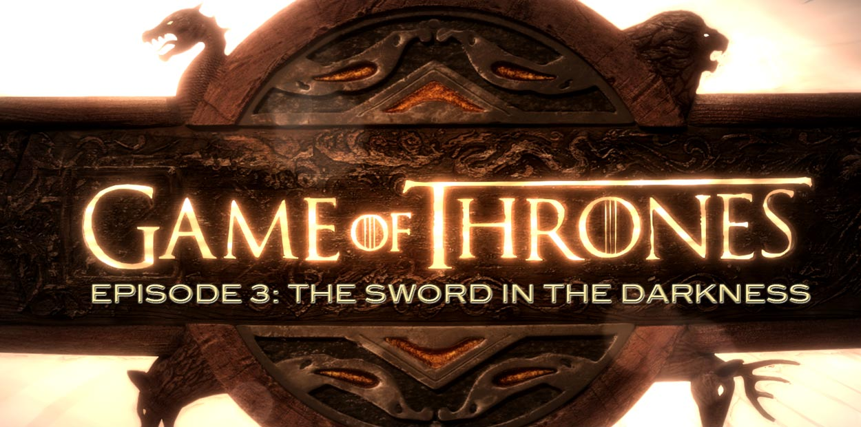 xbox one test game of thrones episode 3