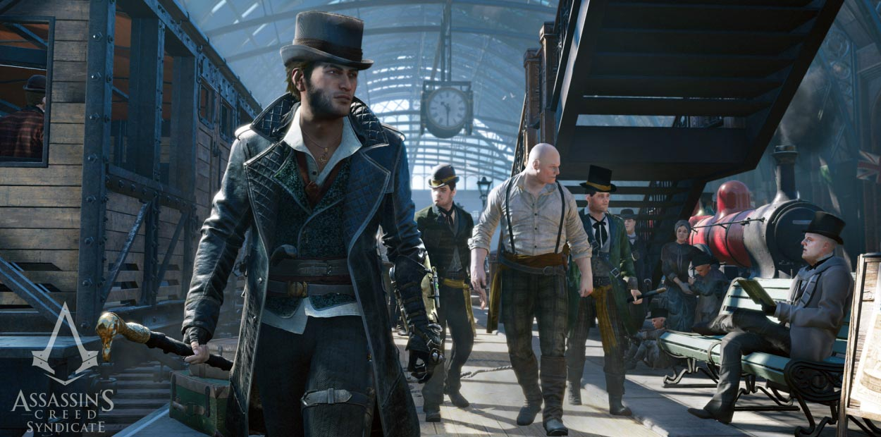 Assassins Creed Syndicate Ubisoft Quebec