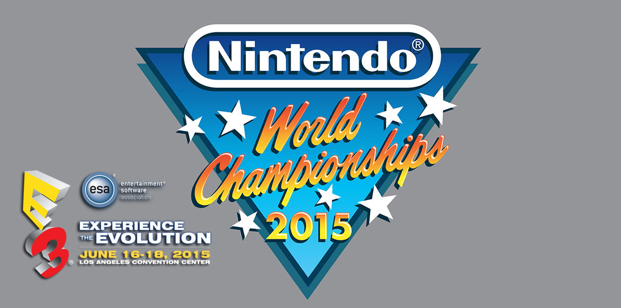 nintendo world championships 2015 e3
