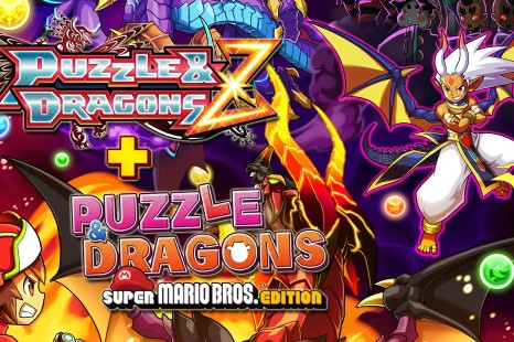Puzzle and Dragons Z – Puzzle and Dragons: Super Mario Bros. Edition