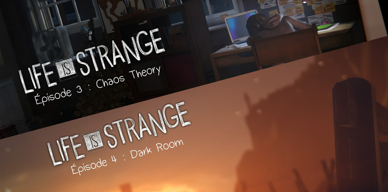 test life is strange episode 3 chaos theory episode 4 dark room ps4