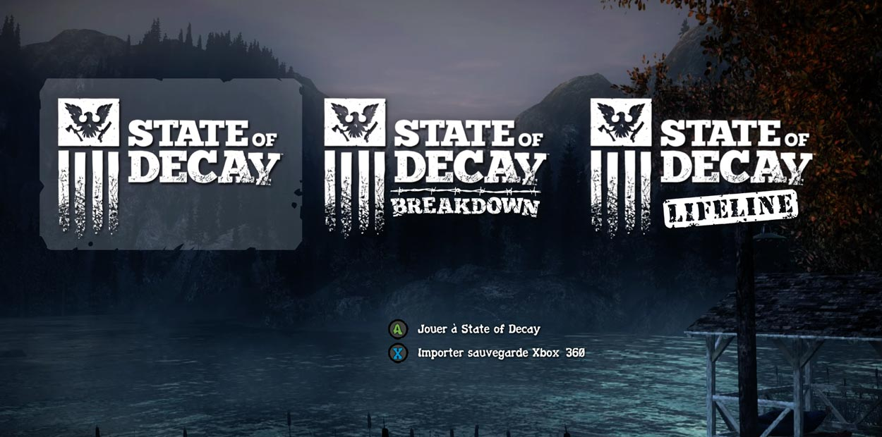 test xbox one state of decay year one survival edition