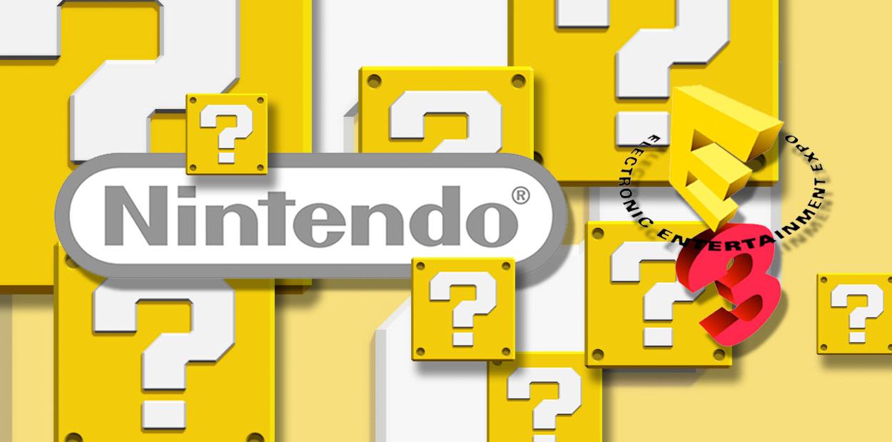 Nintendo pre e3 2015