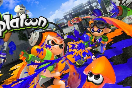 Test Wii U | Splatoon