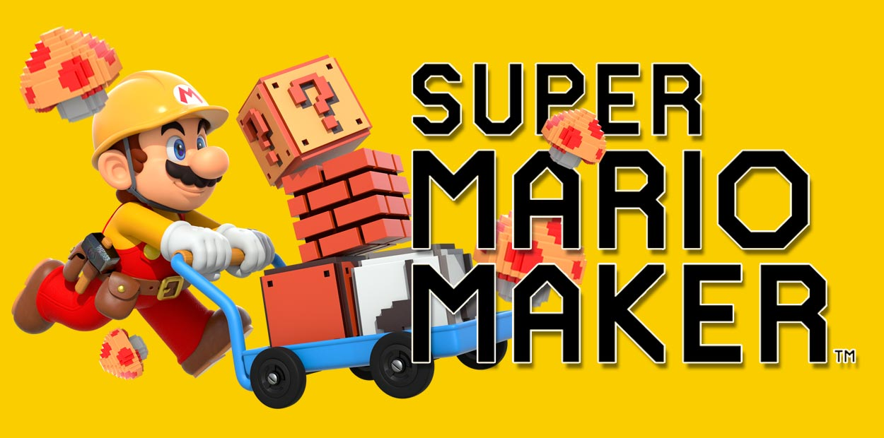 Test wii U Super Mario Maker
