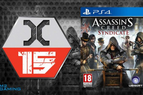 X-15 Assassin's Creed Syndicate PS4