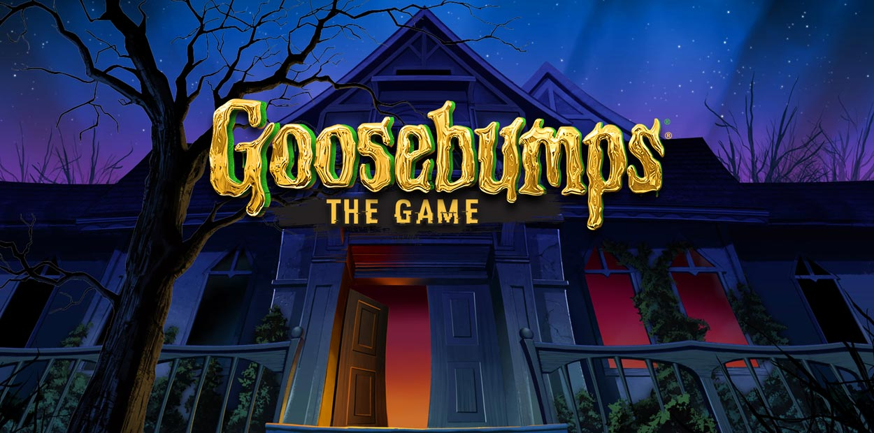 test goosebumps the game ps4