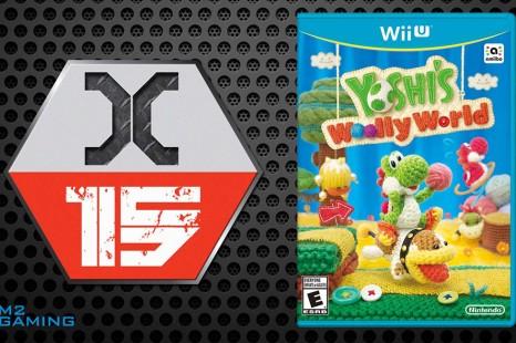 X-15 Yoshi's Woolly World | Wii U