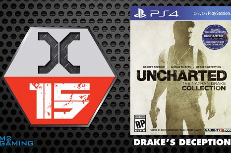 X-15 Uncharted The Nathan Drake Collection (Drake's Deception) PS4