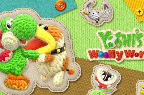 Test Wii U   Yoshi's Woolly World