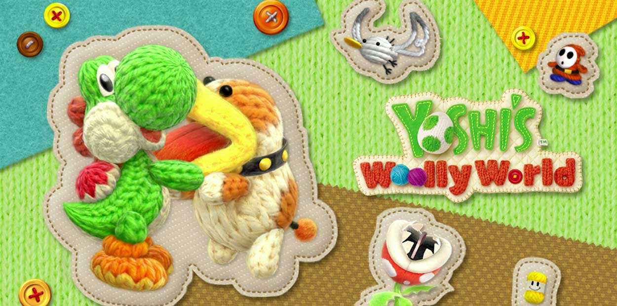 yoshi's woolly world test wii u