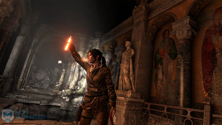rise of the tomb raider xbox one test