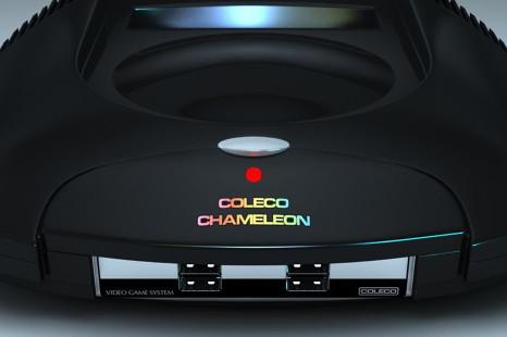 La vérité derrière l'utilisation du nom Coleco pour la Chameleon