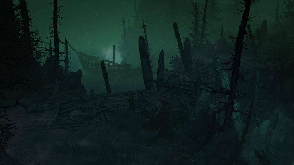 Diablo 3 Greyhollow Island