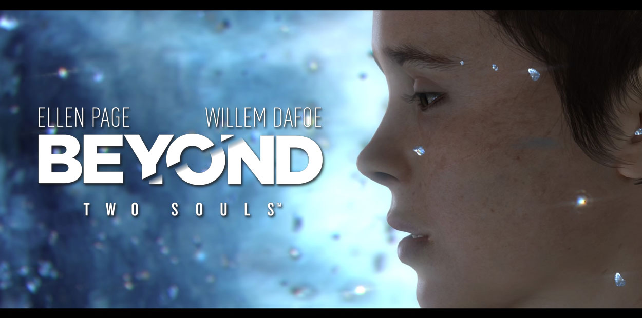 test ps4 beyond two souls