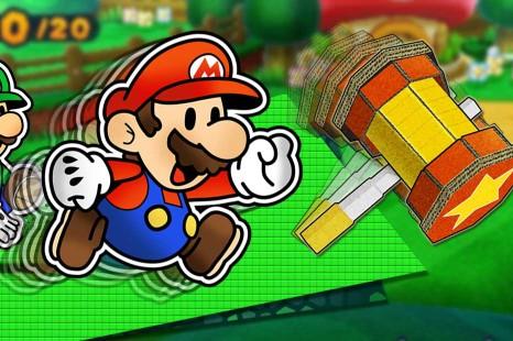 Confectionnez le Marteau de Mario and Luigi: Paper Jam!