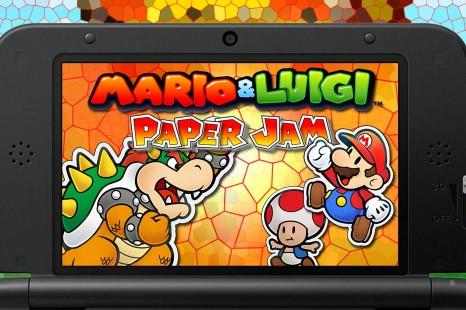 TEST 3DS | Mario & Luigi: Paper Jam