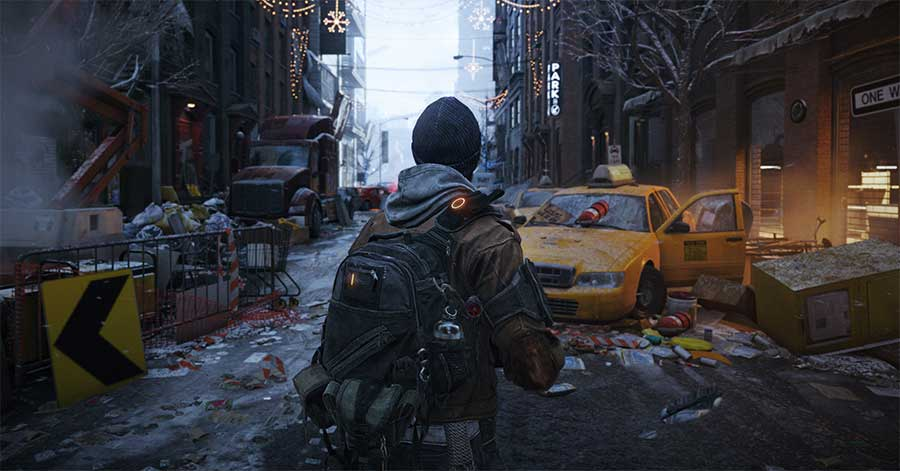 specifications pc tom clancys the division