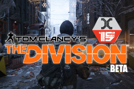 X-15 | Tom Clancy's: The Division Beta