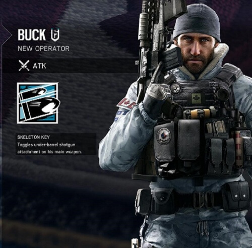 buck operation black ice