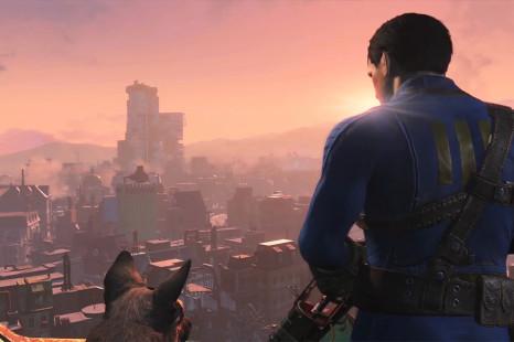 Fallout 4 nommé meilleur jeu de 2015