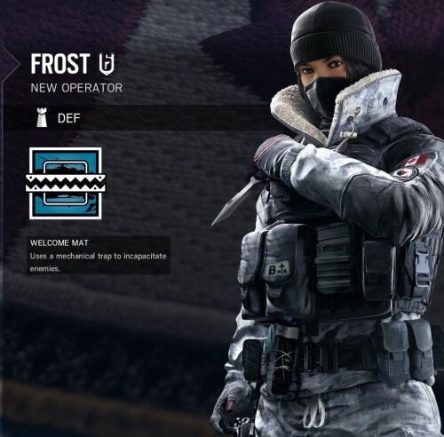 frost operation black ice