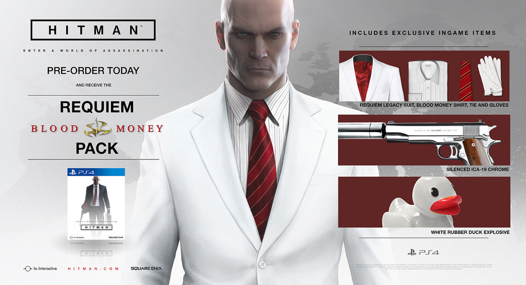 hitman 2016 requiem pack