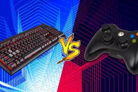 PC vs Console: Contrôle et convivialité